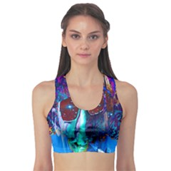Voyage Of Discovery Women s Sports Bra by icarusismartdesigns