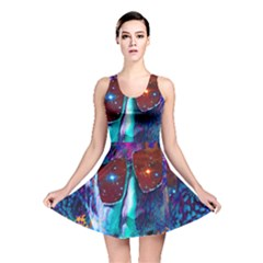 Voyage Of Discovery Reversible Skater Dresses by icarusismartdesigns