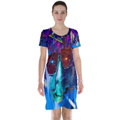 Voyage Of Discovery Short Sleeve Nightdresses