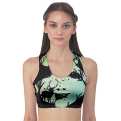 Spirit Of Woods Sports Bra