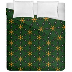 Cute Pretty Elegant Pattern Duvet Cover (double Size) by creativemom