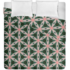Cute Pretty Elegant Pattern Duvet Cover (king Size) by creativemom