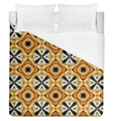 Faux Animal Print Pattern Duvet Cover Single Side (Full/Queen Size) by creativemom
