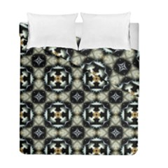 Faux Animal Print Pattern Duvet Cover (twin Size)