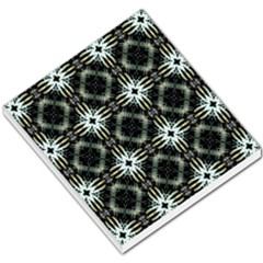 Faux Animal Print Pattern Small Memo Pads
