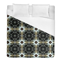 Faux Animal Print Pattern Duvet Cover Single Side (twin Size) by creativemom