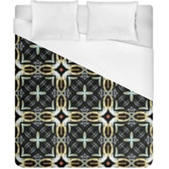 Faux Animal Print Pattern Duvet Cover Single Side (double Size) by creativemom