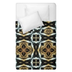 Faux Animal Print Pattern Duvet Cover (single Size) by creativemom