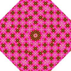 Cute Pretty Elegant Pattern Golf Umbrellas by creativemom