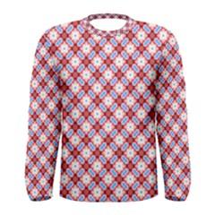 Cute Pretty Elegant Pattern Men s Long Sleeve T-shirts