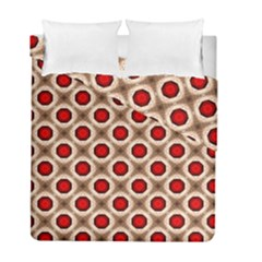 Cute Pretty Elegant Pattern Duvet Cover (twin Size) by creativemom