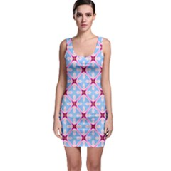 Cute Pretty Elegant Pattern Bodycon Dresses