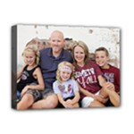 white background family - Deluxe Canvas 16  x 12  (Stretched)