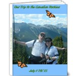 mommy canadian rockies2 - 9x12 Deluxe Photo Book (20 pages)