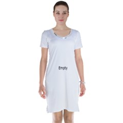 Atomic Structure Short Sleeve Nightdresses by ScienceGeek