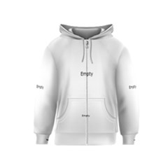 Life Lines Kids Zipper Hoodies