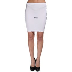 Colour Blindness Vision Bodycon Skirts