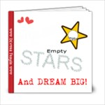 Stars Book - 6x6 Photo Book (20 pages)