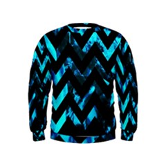 Zigzag Boys  Sweatshirts by designmenowwstyle