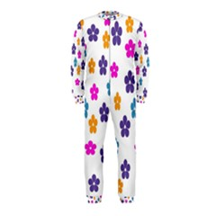 Candy Flowers Onepiece Jumpsuit (kids)