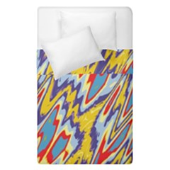 Colorful Chaos  Duvet Cover (single Size) by LalyLauraFLM