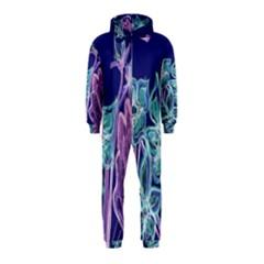 Bluepurple Hooded Jumpsuit (kids)