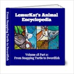 S2-animals - 6x6 Photo Book (20 pages)