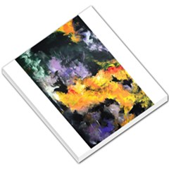 Space Odessy Small Memo Pads by timelessartoncanvas