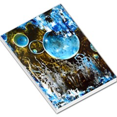 Space Horses Large Memo Pads by timelessartoncanvas