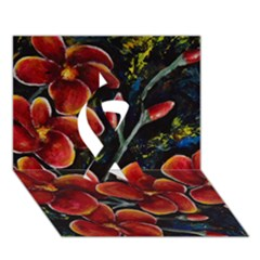 Hawaii Is Calling Ribbon 3d Greeting Card (7x5)
