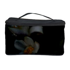 Lemon Blossom Cosmetic Storage Cases by timelessartoncanvas