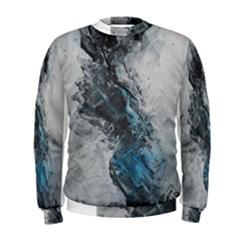 Ghostly Fog Men s Sweatshirts