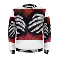 Halloween Bones Men s Sweatshirts by timelessartoncanvas