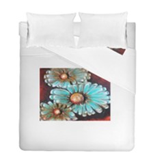 Fall Flowers No  2 Duvet Cover (twin Size)