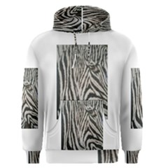 Unique Zebra Design Men s Pullover Hoodies