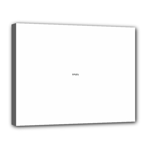 Love Canvas 14  x 11  by theimagezone