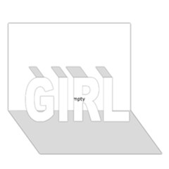 Love Girl 3d Greeting Card (7x5)  by theimagezone