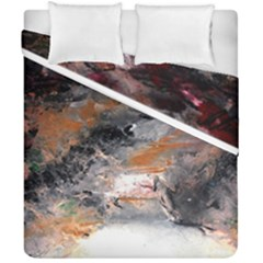 Natural Abstract Landscape No  2 Duvet Cover (double Size) by timelessartoncanvas