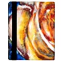 Abstract Rose Apple iPad Mini Flip Case View3