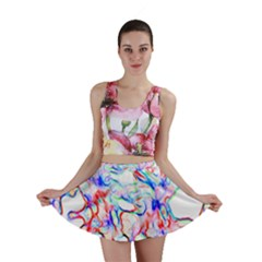 Soul Colour Light Mini Skirts by InsanityExpressed