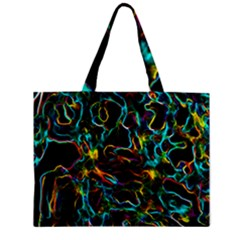 Soul Colour Zipper Tiny Tote Bags by InsanityExpressed