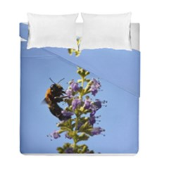 Bumble Bee 1 Duvet Cover (twin Size) by timelessartoncanvas