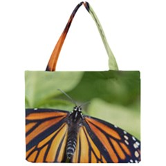 Butterfly 3 Tiny Tote Bags by timelessartoncanvas