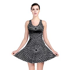Spinning Out Of Control Reversible Skater Dresses by timelessartoncanvas