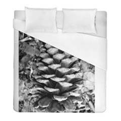 Pinecone Spiral Duvet Cover Single Side (twin Size) by timelessartoncanvas