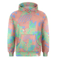 Tropical Summer Fruit Salad Men s Pullover Hoodie by CrypticFragmentsColors