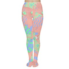 Tropical Summer Fruit Salad Tights