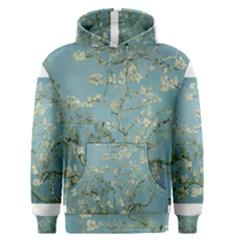 Almond Blossom Tree Men s Pullover Hoodies