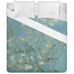 Almond Blossom Tree Duvet Cover (double Size) by ArtMuseum