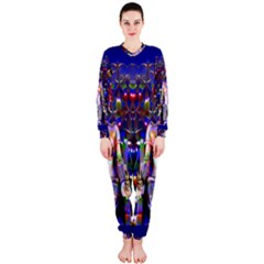 Robot Butterfly Onepiece Jumpsuit (ladies)